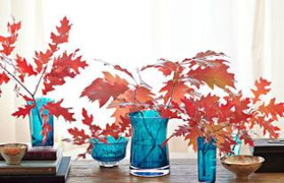 Give Your Home a Natural Touch for Fall