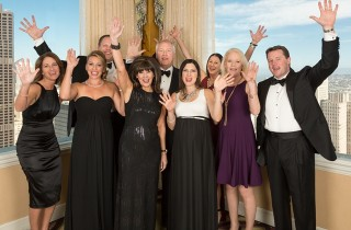 Robert and Karen McCaffrey Inducted Into 2014 California Homebuilding Foundation Hall of Fame