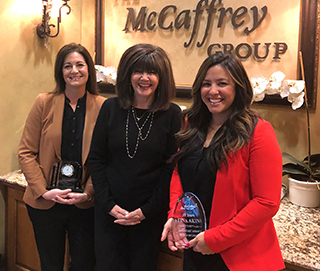 Celebrating McCaffrey Homes' Shining Stars!