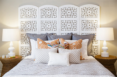 8 Creative Ways To Decorate Without A Headboard Mccaffrey