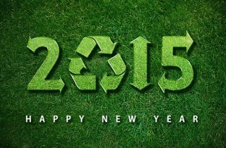Resolve, Recycle, Replenish...Go Green in 2015