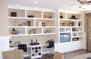 4 Steps To Style Your Shelves