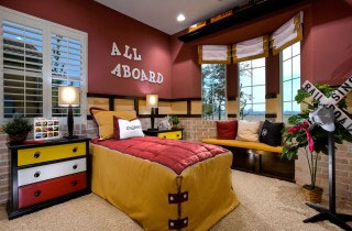 Creative Kids' Bedrooms
