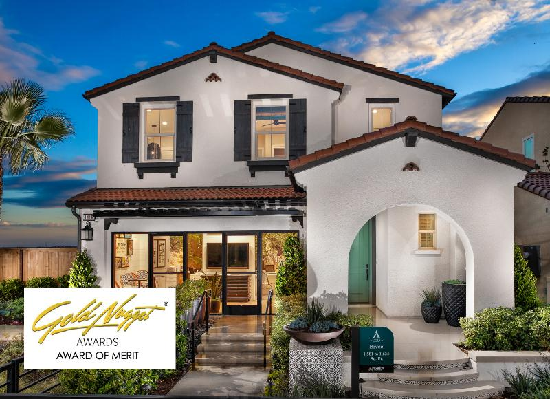 McCaffrey Homes earns two Gold Nugget Awards