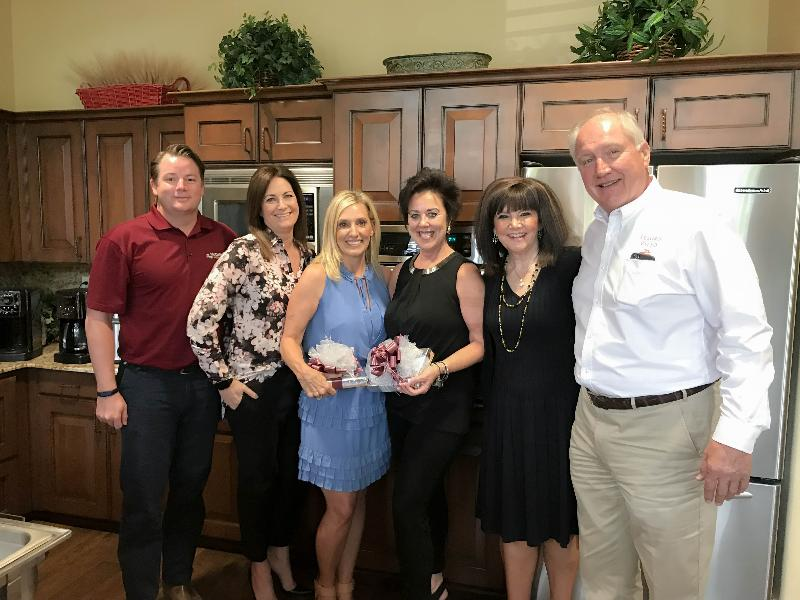 McCaffrey Homes Honors Team Members for 10 Years of Service
