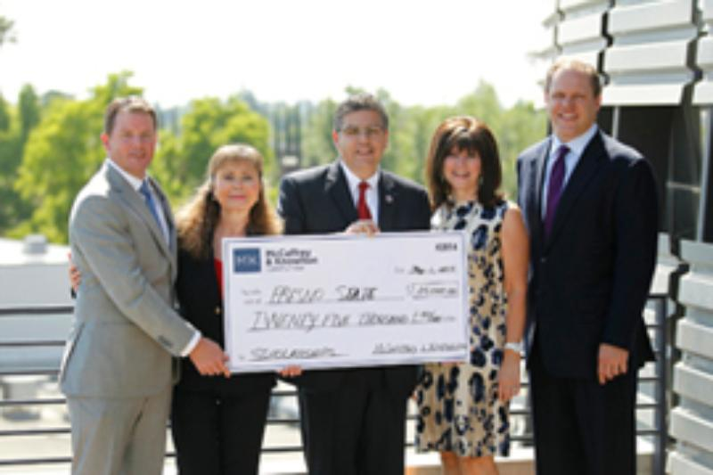McCaffrey scholarship fund supports future city planning students