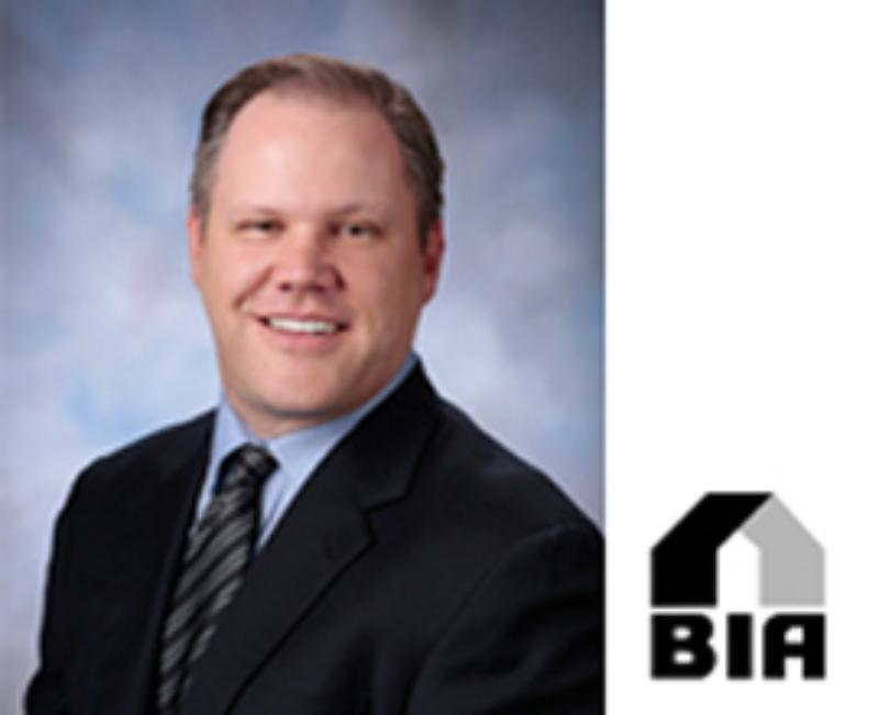 Brent McCaffrey Named Chair of the Building Industry Association
