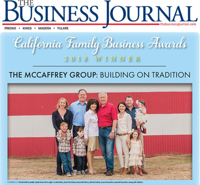 The McCaffrey Group: Building on Tradition
