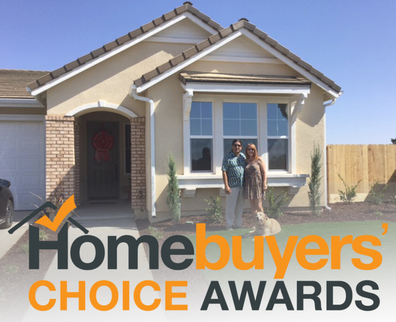 Eliant Homebuyers' Choice Awards