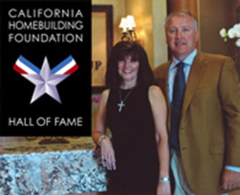California Homebuilding Foundation Hall of Fame