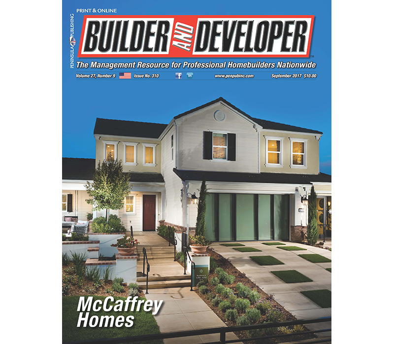 Ivy at Riverstone Featured in Builder and Developer Magazine