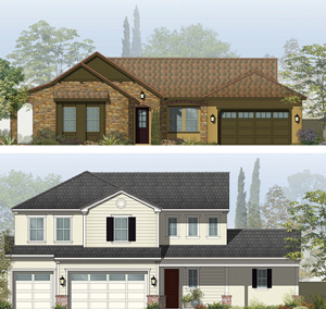 McCaffrey Homes to build first neighborhoods at the New Riverstone Community in Madera