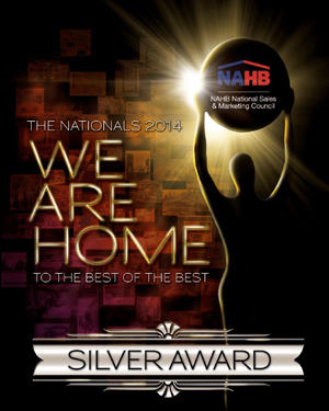 McCaffrey Homes Extends Winning Streak With Three National Silver Awards