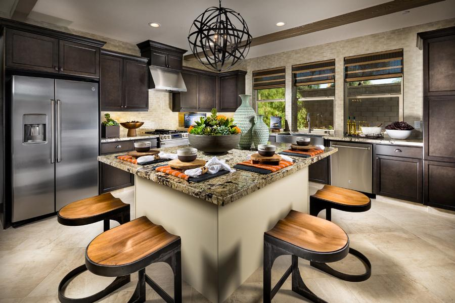 Santerra Residence Three Kitchen