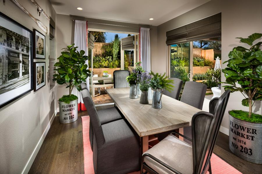 Santerra Residence One Dining Room