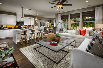 Residence One at Santerra Honored with a 2018 Nationals Silver Award